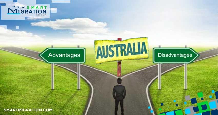 نگاهی به مزایا و معایب مهاجرت به استرالیا