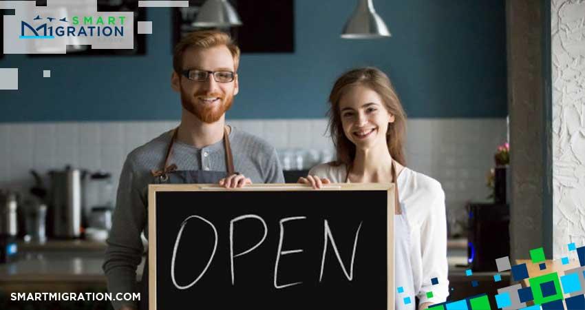 قوانین افتتاح رستوران برای کارآفرینی در استرالیا