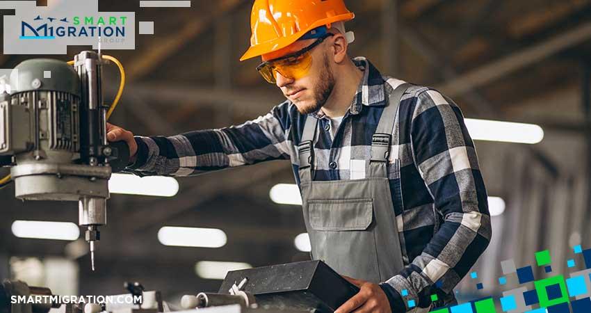 ویزای کاری استرالیا مهندس مکانیک