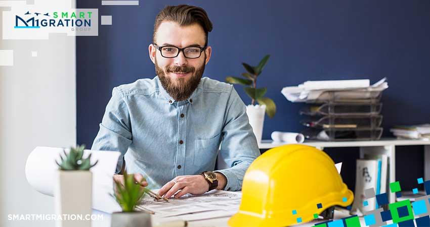 ویزای کاری استرالیا مهندس عمران