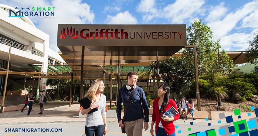 دانشگاه گریفیث/Griffith University