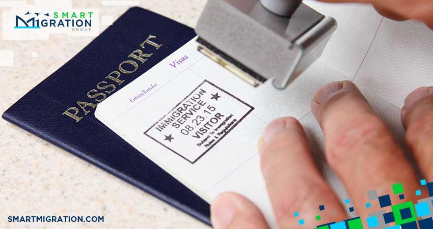 پاسپرت مهاجرتی